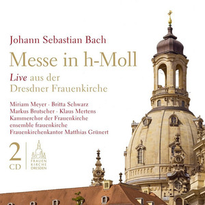Cover Messe in h-Moll