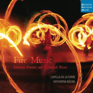Cover Fire Music – Infernal Flames and Celestial Blaze